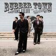 【送料無料】 藤井尚之 / RUBBER TOWN 【CD】