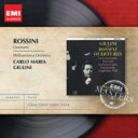 Rossini ロッシーニ / 序曲集ジュリーニ&フィルハーモニア管弦楽団 輸入盤 【CD】