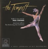 チハラ(1938-) / Tempest: J-l.leroux / Performing Arts O 輸入盤 【CD】