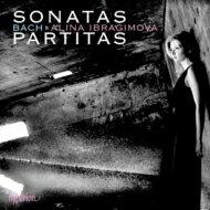 【送料無料】 Bach, Johann Sebastian バッハ / 無伴奏ヴァイオリンのためのソナタとパルティータ全曲 イブラギモヴァ(2CD)(日本語解説付) 【CD】