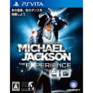 Game Soft (PlayStation Vita) / マイケル・ジャクソン ザ・エクスペリエンス HD 【GAME】