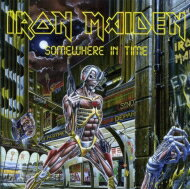 IRON MAIDEN アイアンメイデン / Somewhere In Time 輸入盤 【CD】