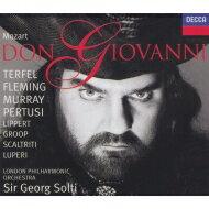 【送料無料】 Mozart モーツァルト / Don Giovanni: Solti / Lpo Terfel Fleming A.m, Urray Pertusi Lippert 輸入盤 【CD】
