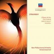 Stravinskyストラビンスキー/『火の鳥』全曲アンセルメ&ニュー・フィルハーモニア管弦楽団(リハーサル風景付)(2CD)輸入盤【CD】