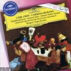 Orff オルフ / カルミナ・ブラーナ ヨッフム&ベルリン・ドイツ・オペラ管 輸入盤 【CD】