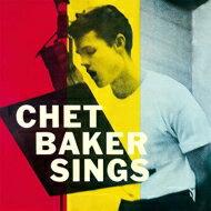 ジャズ, アーティスト名・C Chet Baker Sings (180) LP