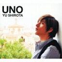 【送料無料】 城田優 シロタユウ / UNO (CD+豪華写真集)【初回限定盤】 【CD】