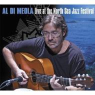【送料無料】 Al Dimeola アルディメオラ / Live At The North Sea Jazz Festival 輸入盤 【CD】