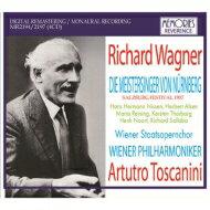 【送料無料】 Wagner ワーグナー / 『ニュルンベルクのマイスタージンガー』全曲 トスカニーニ...