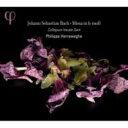【送料無料】 BachJohann Sebastian バッハ / ミサ曲ロ短調ヘレヴェッヘ&コレギウム・ヴォカーレ(2011)(2CD) 輸入盤 【CD】