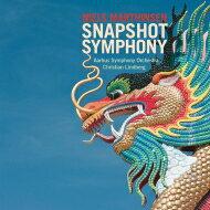 【送料無料】 マルティンセン, ニルス(1963- ) / Snapshot Symphony: C.lindberg / Aarhus So Bjorkman Van Rijen S.schulz(Tb) 輸入盤 【CD】