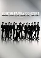 【送料無料】 YG Family ワイジーファミリー / 2012 YG FAMILY CONCERT IN JAPAN 【DVD】