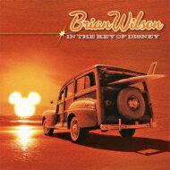 【送料無料】 Brian Wilson ブライアンウィルソン (ビーチボーイズ) / In The Key Of Disney 【...