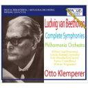 Beethoven ベートーヴェン / 交響曲全集 クレンペラー&フィルハーモニア管弦楽団(1960年ウィーン・ライヴ)(5CD) 輸入盤