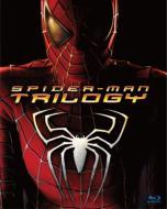 Bungee Price Blu-ray【送料無料】 スパイダーマン - トリロジーBOX 【BLU-RAY DISC】
