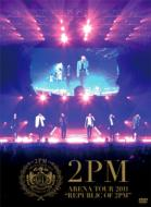 "Bungee Price DVD【送料無料】 2PM トゥーピーエム / ARENA TOUR 2011""REPUBLIC OF 2PM""【初..."