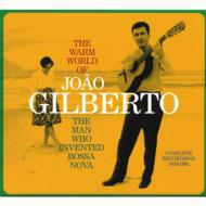Joao Gilberto ジョアンジルベルト / Warm World Of Joao Gilberto - Complete Recordings 1958...