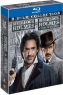シャーロック・ホームズ 1&2 ブルーレイ・ツインパック【初回限定生産】 【BLU-RAY DISC】