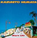 【送料無料】 村田和人 ムラタカズヒト / Boy's Life 【SHM-CD】