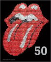 【送料無料】 ザ・ローリング・ストーンズ 50 / Rolling Stones ローリングストーンズ 【単行本】
