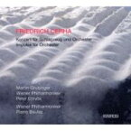 【送料無料】 チェルハ、フリードリヒ(1926- ) / インパルス(ブーレーズ&ウィーン・フィル)、打楽器協奏曲(グルービンガー、エトヴェシュ&ウィーン・フィル) 輸入盤 【CD】