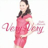 【送料無料】 松田聖子 マツダセイコ / Very Very 【CD】