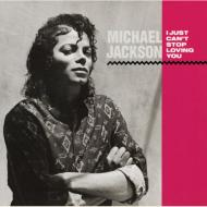 Michael Jackson マイケルジャクソン / I Just Can't Stop Loving You 【CD Maxi】