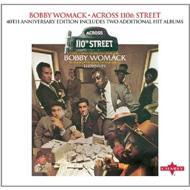 【送料無料】 Bobby Womack ボビーウーマック / Across 110th Street 輸入盤 【CD】