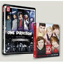 【送料無料】 One Direction ワンダイレクション / Up All Night - The Live Tour (+book) 【DVD】