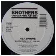 Heatwaveヒートウェーブ/BoogieNights/TooHotToHandle【12in】