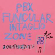 John Frusciante ジョンフルシアンテ / PBX Funicular Intaglio Zone 【SHM-CD】