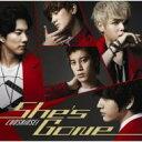 超新星 / She's Gone 【初回限定盤B】 【CD Maxi】