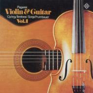 【送料無料】 Paganini パガニーニ / 『ヴァイオリンとギターの音楽』 テレベジ、プルンバウアー 【SACD】