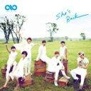 Infinite (Korea) インフィニット / She's Back 【CD Maxi】