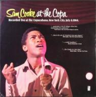 【送料無料】 Sam Cooke サムクック / At The Copa 【SHM-CD】