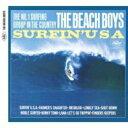 【送料無料】 Beach Boys ビーチボーイズ / Surfin' USA 輸入盤 【CD】