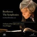 【送料無料】 Beethoven ベートーヴェン / 交響曲全集 ブリュッヘン&18世紀オーケストラ