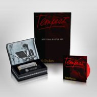 【送料無料】 Bob Dylan ボブディラン / Tempest: Cd Bundle With Harmonica In Key Of B (+pos...