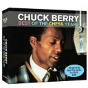 Chuck Berry チャックベリー / Best Of The Chess Years 輸入盤 【CD】