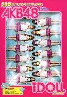 【送料無料】 AKB48 オフィシャルカレンダーBOX 2013 【エルパカBOOKS・ローソン限定特典 ポス...
