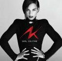 輸入盤 スペシャルプライスAlicia Keys アリシアキーズ / Girl On Fire 輸入盤 【CD】