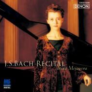 Bach, Johann Sebastian バッハ / バッハ・リサイタル〜イタリア協奏曲、フランス組曲第5番、イギリス組曲第2番、『最愛の兄の旅立ちに寄せて』、他 メジューエワ 【CD】