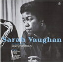 Sarah Vaughan サラボーン / With Clifford Brown (180グラム重