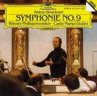 ブルックナー/交響曲第9番ジュリーニ&ウィーン・フィル輸入盤【CD】