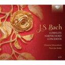 【送料無料】 Bach, Johann Sebastian バッハ / チェンバロ協奏曲全集 ショルンスハイム、グレ...