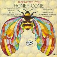Honey Cone / Take Me With You +1 【CD】