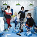 NEWS / WORLD QUEST / ポコポンペコーリャ 【通常盤】 【CD Maxi】