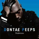 Dontae Peeps / Decisions 【CD】