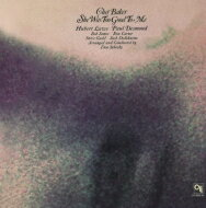 ジャズ, アーティスト名・C Chet Baker She Was Too Good To Me (180) LP
