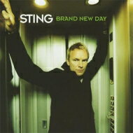 Sting スティング / Brand New Day 【SHM-CD】